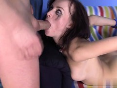Segretaria homemade cumshot